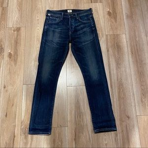Citizens of Humanity High Waisted Bootcut Jeans